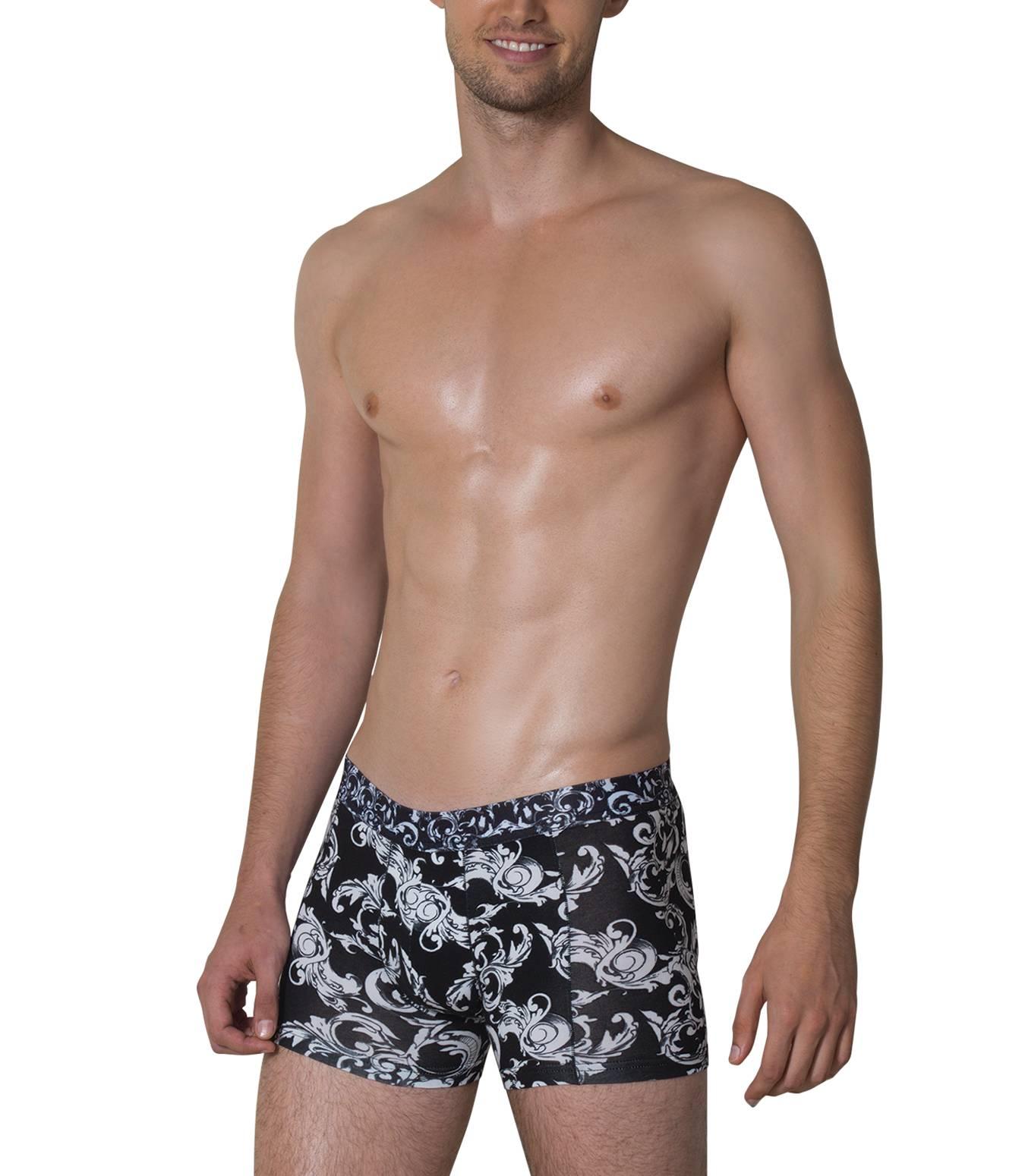 Caleçons Boxer Shorts Hipster Pants Shorts Trunk Slip Printed Mens Boxer Lettre