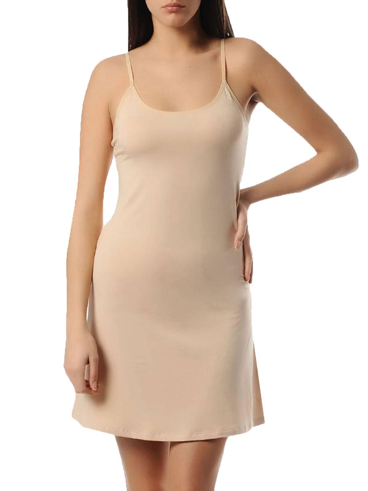 Damen Unterkleid Unterrock Anti-statisch Unterkleid